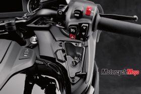 Throttle of The 2018 Yamaha Venture TC