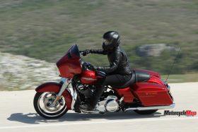 Riding The 2018 Harley Davidson Street Glide