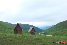 Two Small Houses in Alaska
