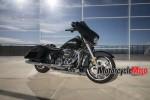 The 2018 Harley Davidson Street Glide Under the Sun