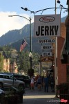 San Juan Skyway -Ouray scene