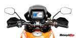 Speedometer of the 2018 KTM 1290 Super Adventure S