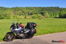 Motorcycle Riding in Georgia