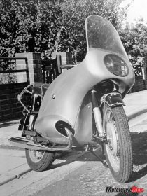 Motorcycle of Don Querido