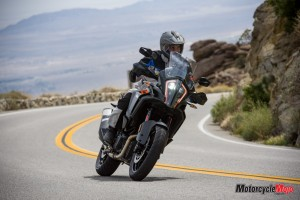 Riding the 2018 KTM 1290 Super Adventure S