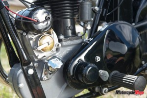 Engine of the 1932 BSA