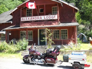 Alexandra Lodge - Fraser Canyon, BC