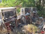 Shell stn gas pumps