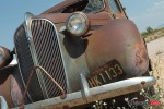 Vintage Cars in West Texas