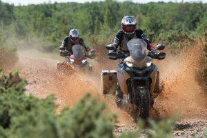 Multistrada 1260 Mud