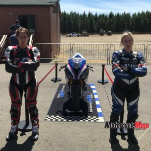 Ready to Test the 2019 BMW HP4 Race
