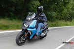 Riding the 2019 BMW C400X Scooter