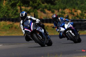 Test Riding the 2019 BMW HP4 Race