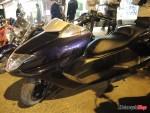 Motorcycles at the Moto Social