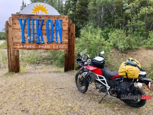 Reaching the Yukon