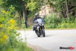 Riding on the Highway with the 2019 Yamaha Tracer 900