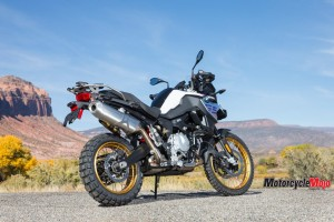 The 2019 BMW 850GS