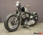 The Harley Davidson Panhead