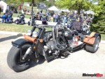 005- garage built diesel trike