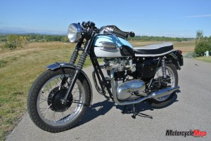 1962 Triumph Bonneville Motorcycle Feature | Motorcycle Mojo