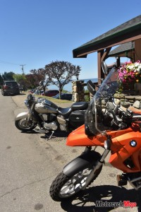 7 Parked at the Shady Rest in Qualicum Beach