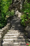 Stone Staircase in New York
