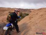 Full Throttle Tour ride through Moab 1