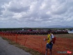 In Brazil at ISDE 2003 where Wally had a Press Pass and helped Team Canada
