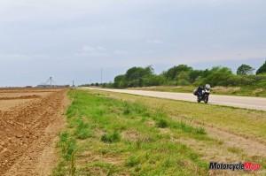 Riding Through Arkansas
