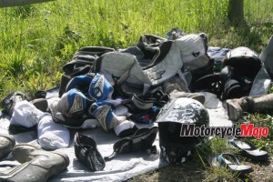 Dirt Bike Equipment