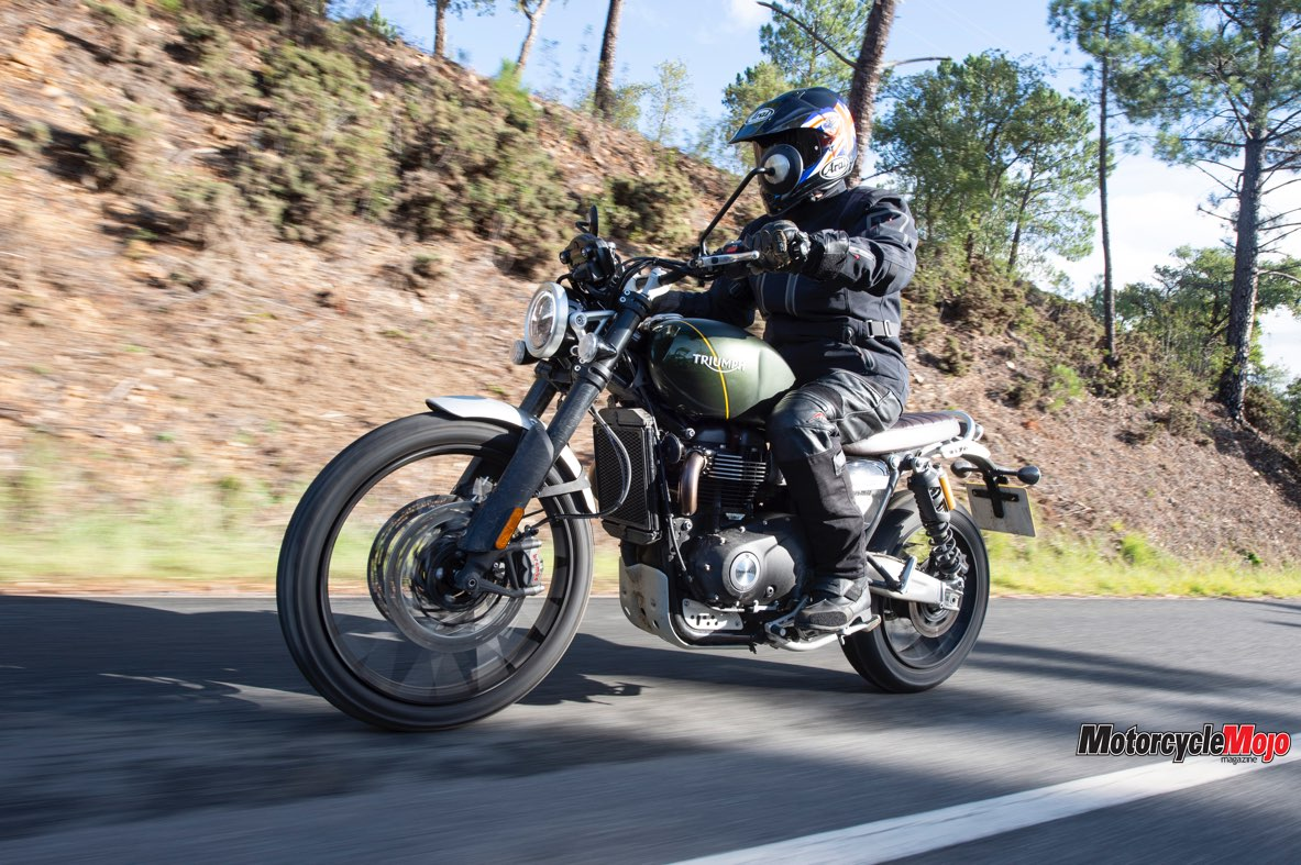 2019 Triumph Scrambler Motorcycles Review | Motorcycle Mojo