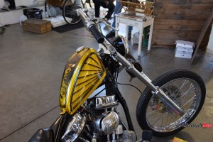 Motorcycles at Loserpalooza