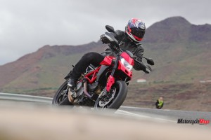 Riding the 2019 Ducati Hypermotard