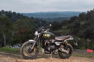 The 2019 Triumph Scrambler