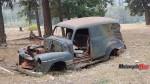 1950 Chevrolet Delivery Van Mosely Creek FSR (1)