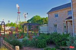 Garden in Texas