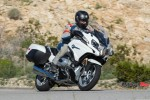 Riding the 2019 BMW 1250 in the desert