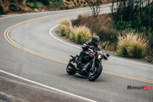 Riding the 2019 Harley Davidson FXDR