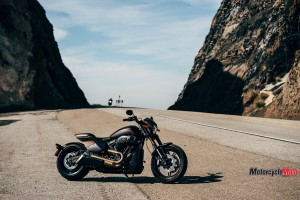 The 2019 Harley Davidson FXDR