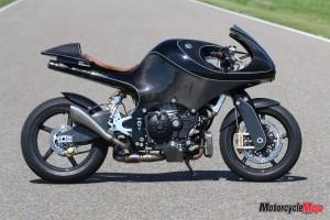 Custom VanderHeide V4 Superbike