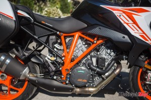Body of the 2019 KTM 1290 Super Duke GT