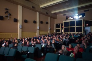 People at the Toronto MC Film Fest