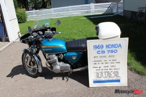 50 Years of the CB 750