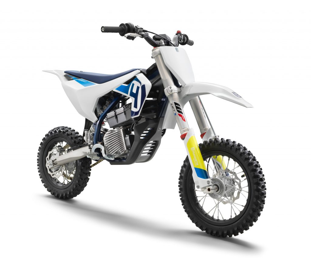HUSQVARNA MOTORCYCLES LAUNCH FIRST