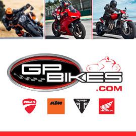 GP Bikes Gear